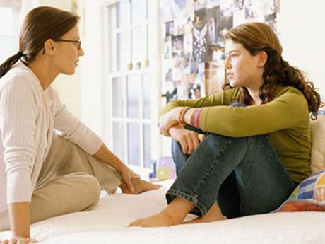 Làm thế nào để cha mẹ kết thân với con cái ở độ tuổi teen