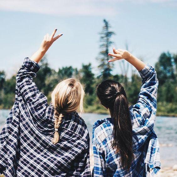 Tình bạn đẹp khi được là chính mình!